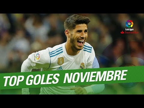 TOP Goals November LaLiga Santander 2017/2018