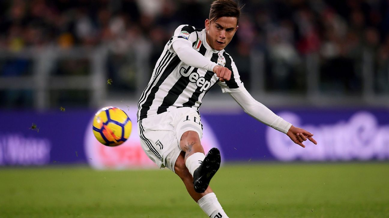 Juventus need Paulo Dybala to make world-class impact vs. Olympiakos