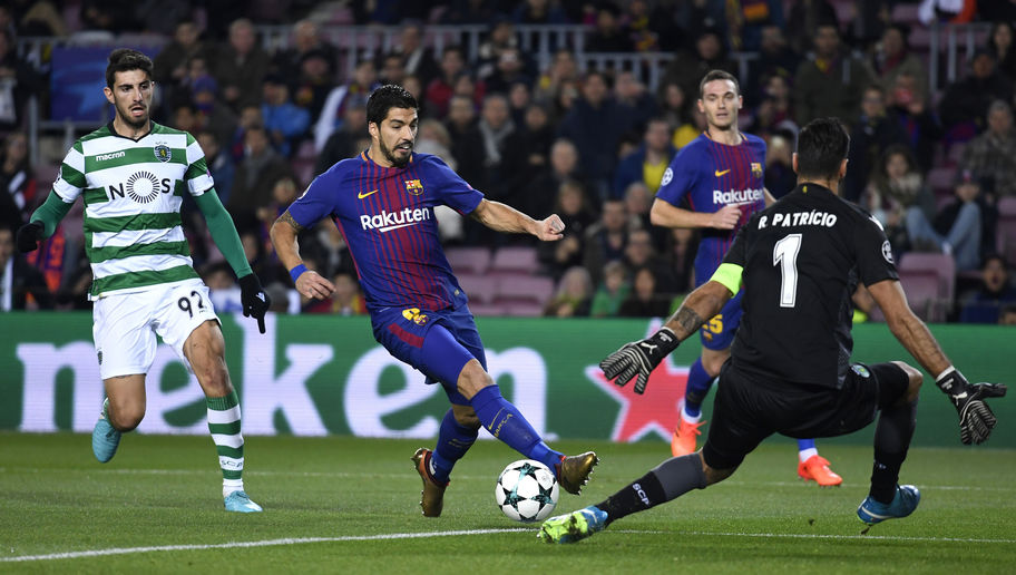 Barcelona 2-0 Sporting CP: Catalans  Top Group D to Go Through to Round of 16