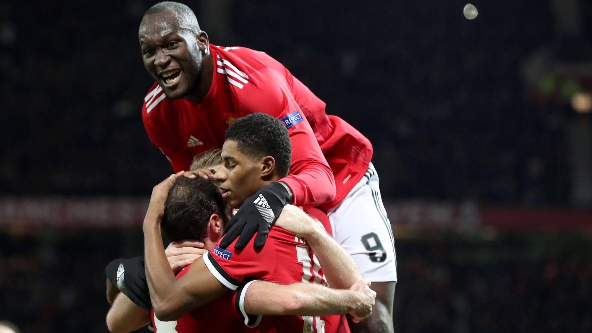 Rashford dazzles as Man United beat CSKA