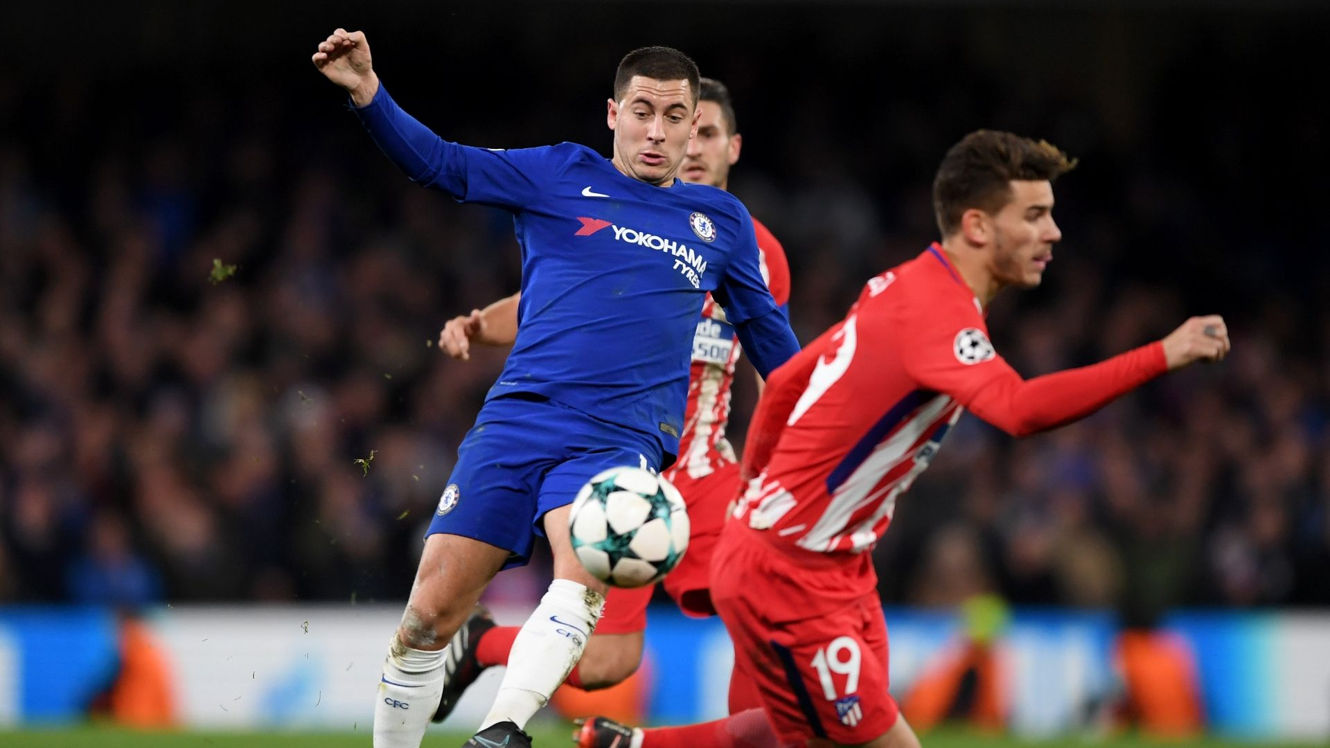 Chelsea could rue drawing with Atletico
