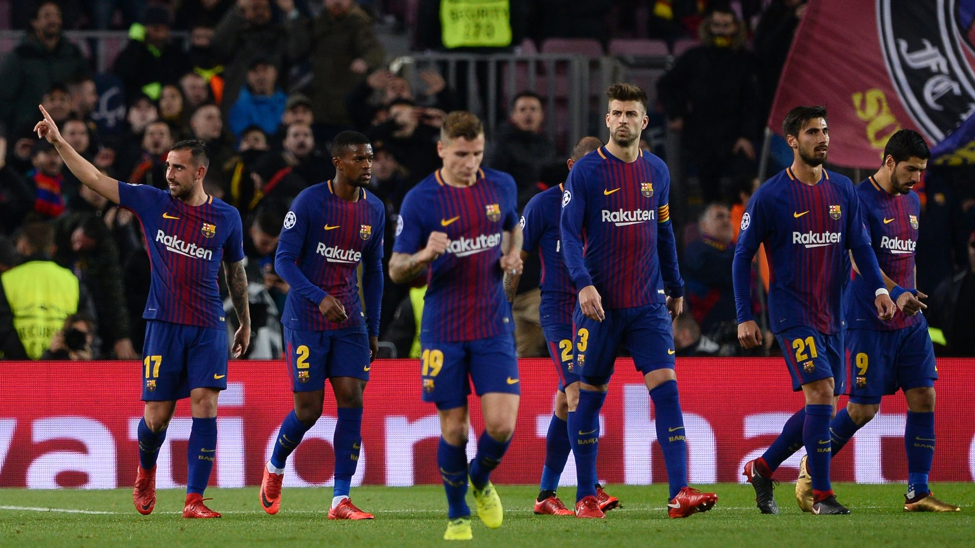 Denis Suarez impresses in win vs. Sporting