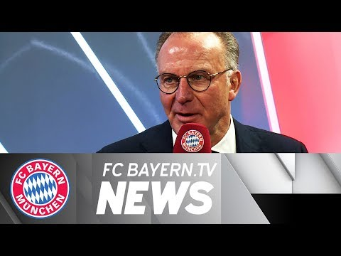 Rummenigge talks PSG and UCL favourites