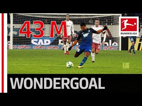 43.5 Metres Out! Serge Gnabry's Unbelievable Long-Range Goal