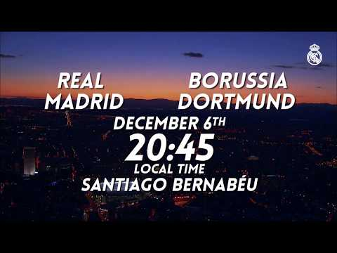PREVIEW | Real Madrid vs Borussia Dortmund