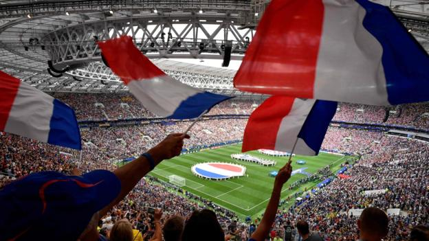 World Cup 2018: Why the tournament in Russia was statistically the best