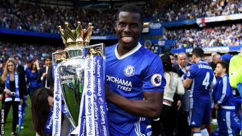 Everton sign Zouma on loan from Chelsea
