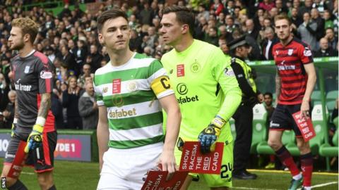 Tierney 'can be best left-back in the world'