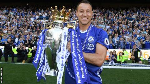 Chelsea boss Sarri open to coaching role for Terry