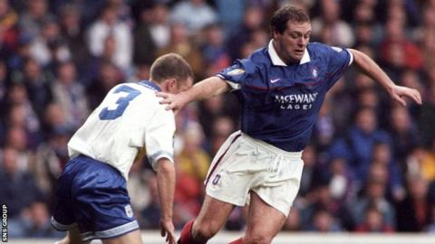 Gascoigne's Scottish Football Hall of Fame nomination withdrawn