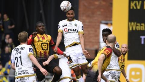 Belgian relegation battle investigated in corruption probe