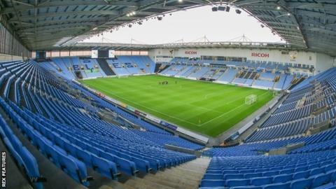 Ricoh Arena: Coventry City hope to open talks with Wasps to extend tenancy