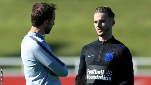 James Maddison: A stellar rise from car-washing to England international