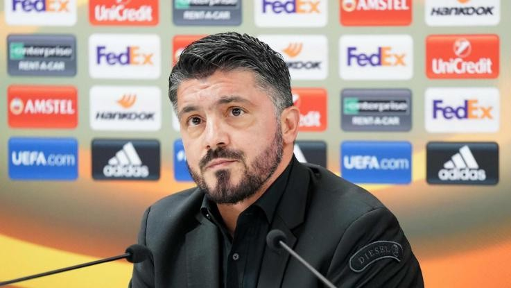 Gattuso: Draw with Betis is a good result for AC Milan