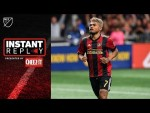 Was Josef Martinez offside in the lead up to Atlanta's PK?