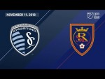 HIGHLIGHTS: Sporting Kansas City vs. Real Salt Lake | November 11, 2018