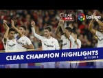 Amazing late winners for Atlético de Madrid and Sevilla FC in a dramatic weekend in Spain