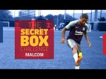 THE SECRET BOX CHALLENGE | Malcom