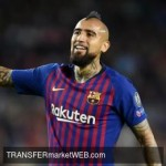 JUVENTUS might give VIDAL a way out from Barça