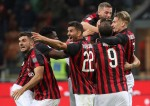 MILAN: TOWARDS THE LAZIO GAME