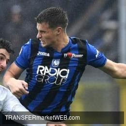 "ATALANTA, Hateboer: ""Big clubs on me? But I like everything here"""