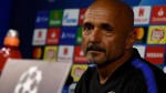 Spalletti: Inter didn't react well after conceding