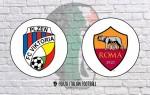 Viktoria Plzen v Roma: Official Line-Ups
