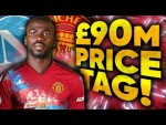 Manchester United To Sign One Of The Most Wanted Players For £90M?! | Transfer Talk