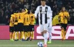 Juventus stunned by valiant Young Boys in Champions League