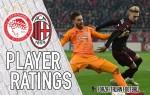 AC Milan Player Ratings: Gattuso's Greek Tragedy