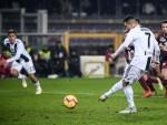 Cristiano Ronaldo gives Juventus Derby della Mole spoils