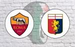 LIVE: Roma v Genoa