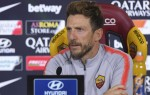 Di Francesco: I'm here for the good of Roma