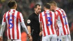 Stoke City: FA charge Potters after players dispute Aston Villa penalty