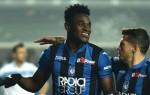 Quickfire Zapata fires Atalanta past sleepy Lazio