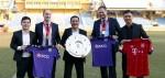 Hanoi FC, Bayern Munich join forces