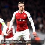 JUVENTUS - Ramsey signs pre-contract agreement