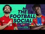 LIVE: Liverpool vs Crystal Palace | Can Liverpool Extend Lead to 7 Points? | #TheFootballSocial