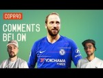 Could Higuain Be The Missing Piece for Sarriball at Chelsea? | Comments Below