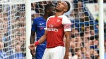 Arsenal have two strikers, Chelsea have none, and neither system is working