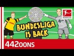 Bundesliga Is Back - Powered By 442oons
