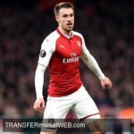 JUVENTUS raising stakes on RAMSEY if Khedira's injury is long-term