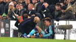 Tottenham's Dele Alli out until March with hamstring injury