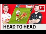 Timo Werner vs. Ante Rebic - Clinical Strikers go Head to Head
