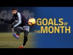 GOALS OF THE MONTH | January's training sessions