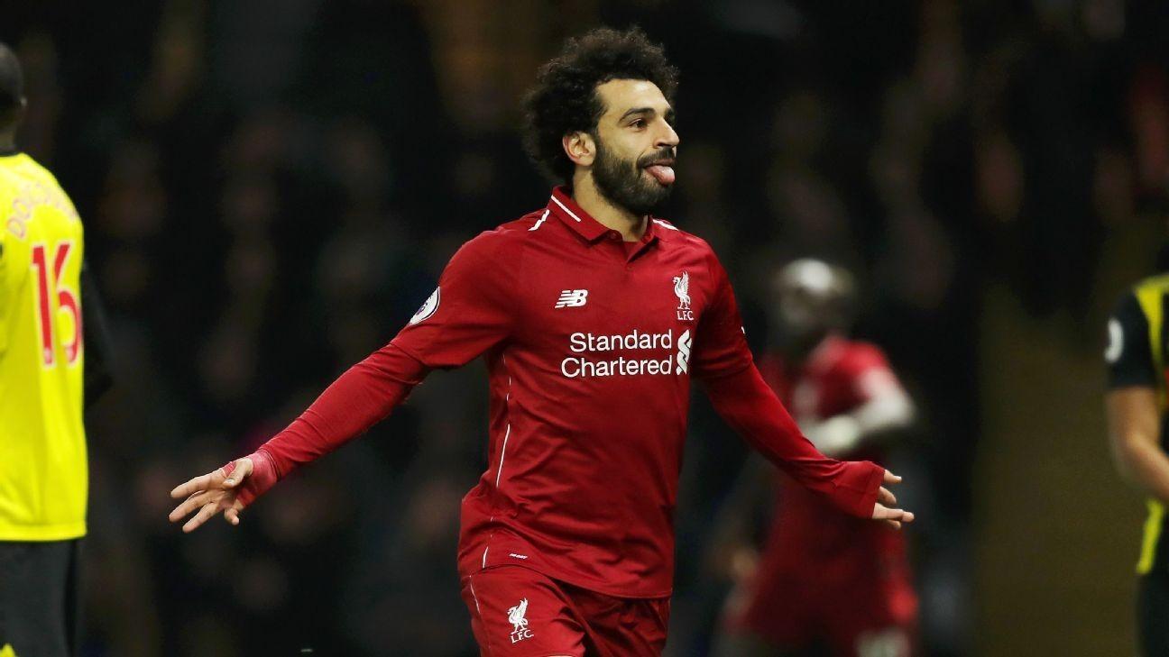 Liverpool No. 2 Pep Lijnders on Salah's role change, Fabinho and defensive solidity