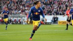 Yussuf Poulsen double helps RB Leipzig close on top three with Stuttgart win