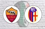 Serie A LIVE: Roma v Bologna
