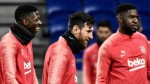 Lyon v Barcelona: Pique warns visitors must improve or they will 'suffer a lot'
