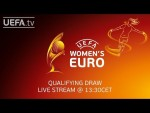 Women's EURO 2021 qualifying draw LIVE!